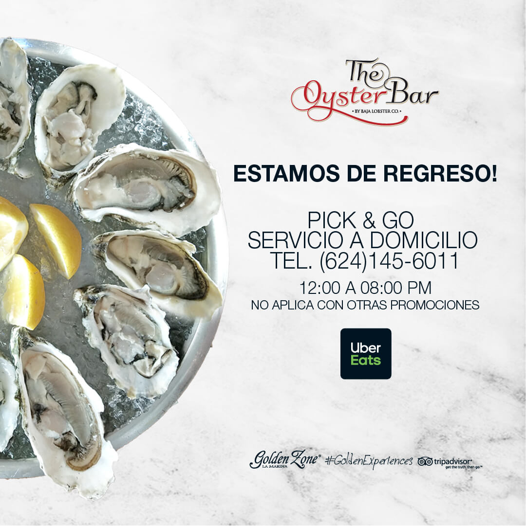 Oysters - Specials